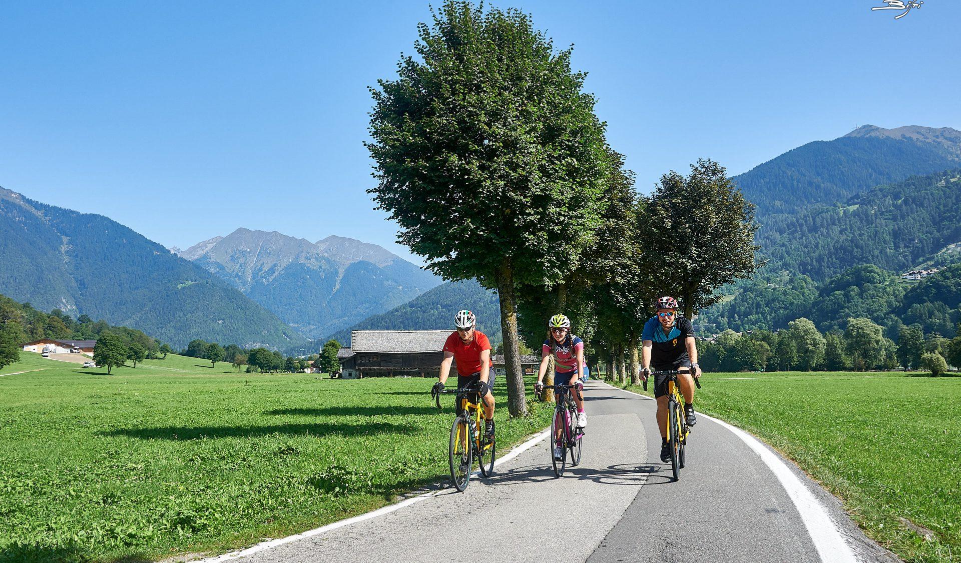 Radweg Val rendena