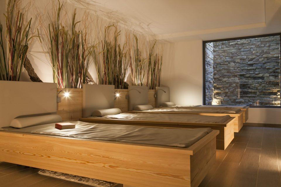Relaxbereich Wellnesszentrum