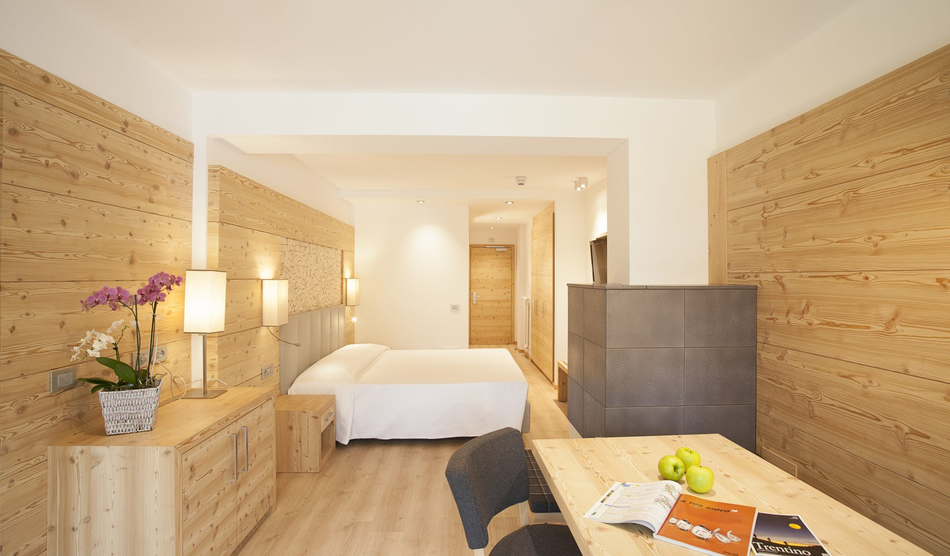 Suite Hotel Europeo in Pinzolo