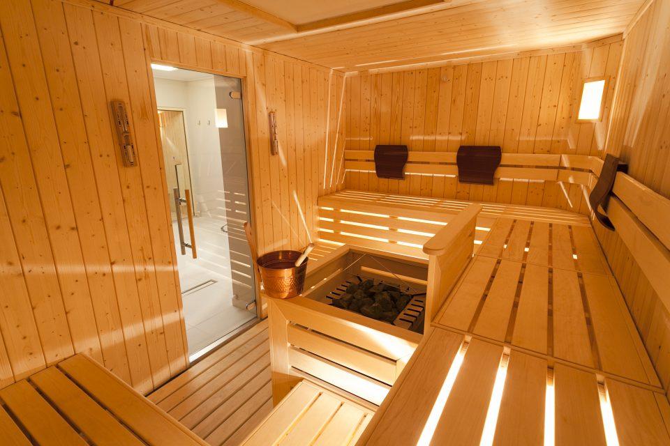 Sauna Hotel Europeo Pinzolo