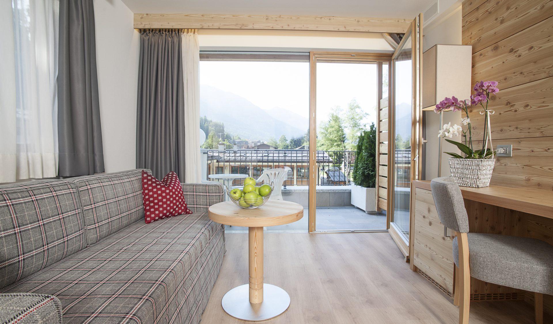 Suite Hotel Europeo Pinzolo