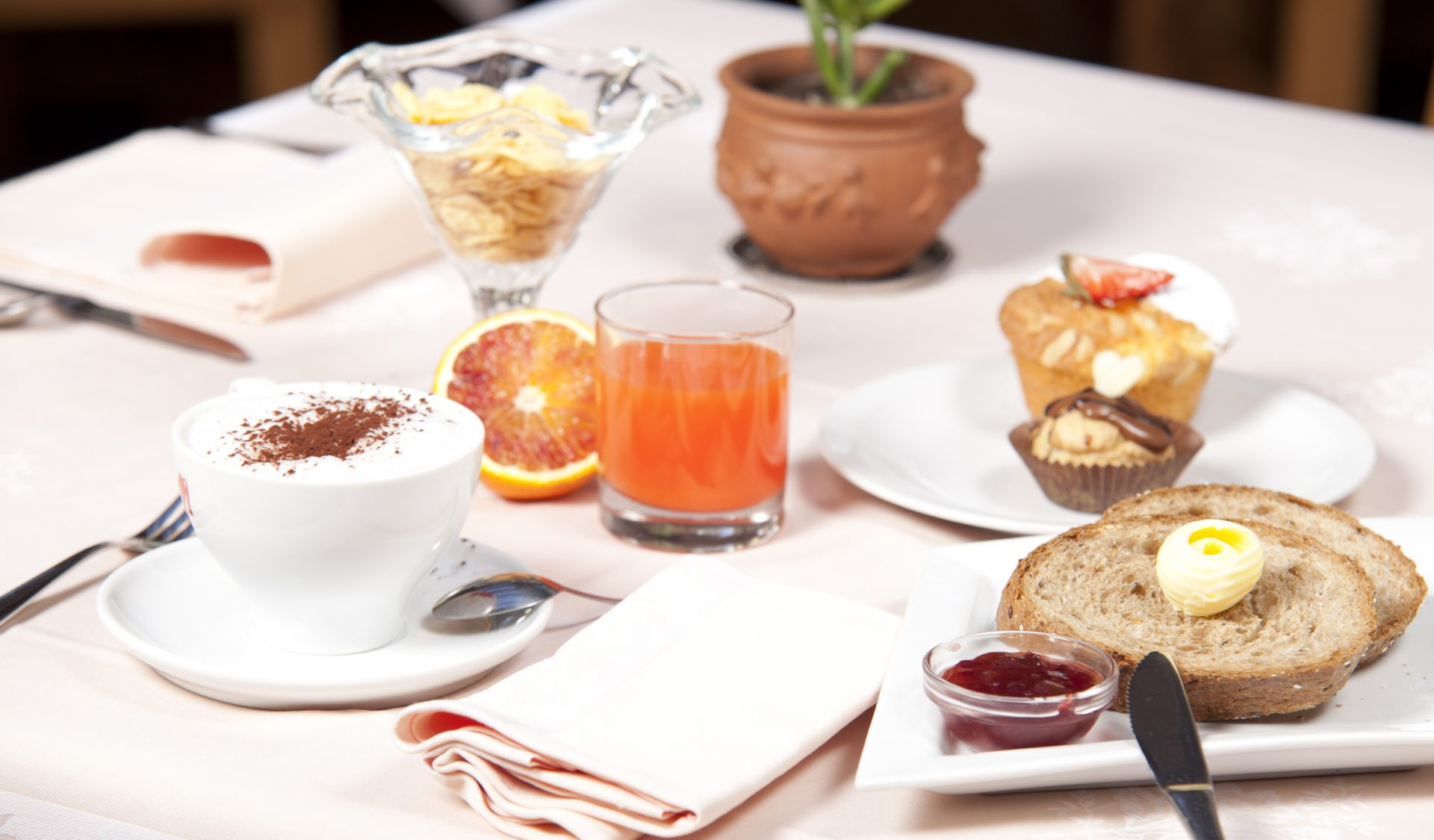 Colazione Hotel a Pinzolo