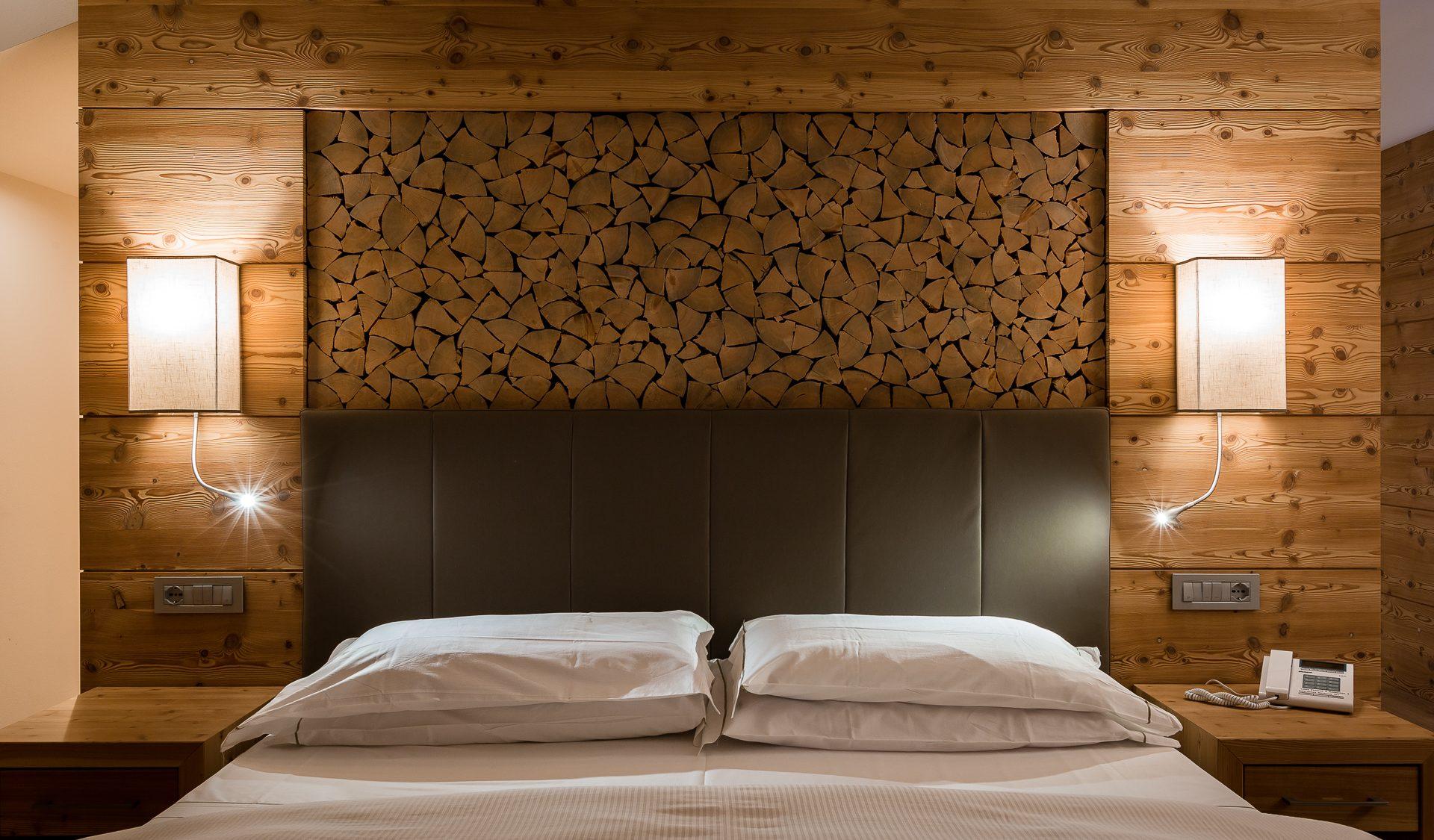 Hotel Europeo Pinzolo, camera doppia