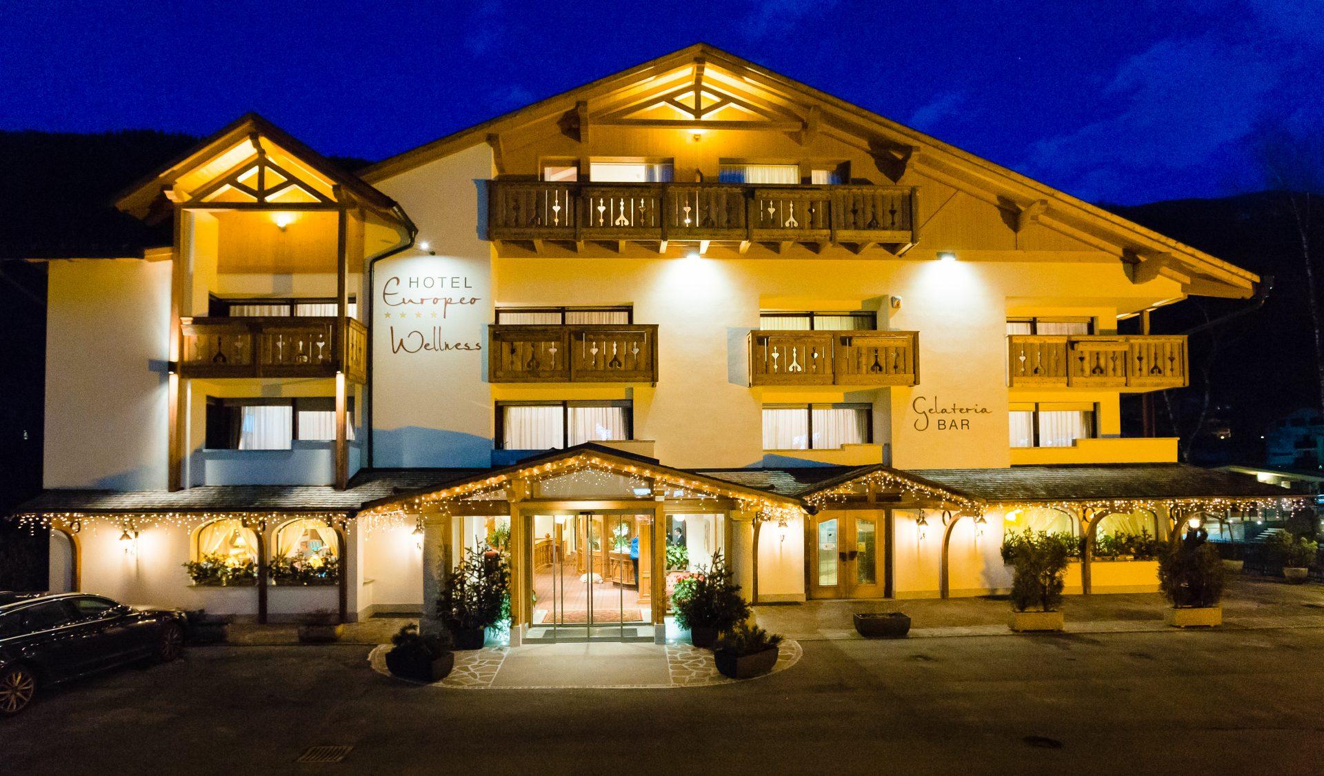 Hotel Europeo Pinzolo Val Rendena