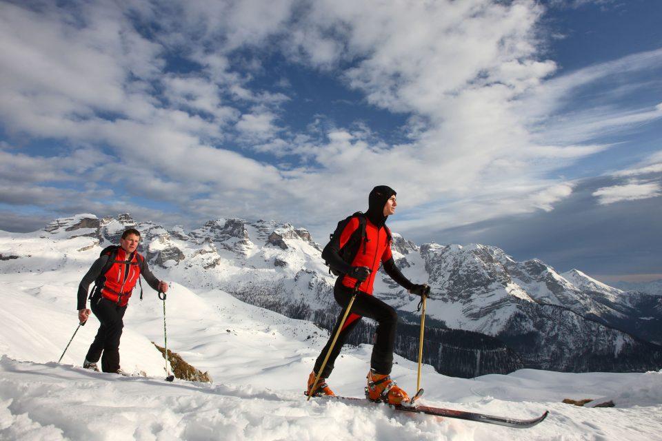 Sci alpinismo Pinzolo