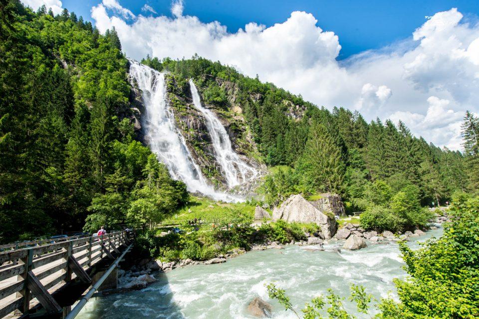 Nardis Wasserfällen